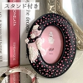 Poodle Photo frame A type & B type<br>【プードル/雑貨/置物/グッズ/犬/ドッグ】