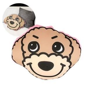 DOG ビーズクッション 小 プードル  犬 ドッグ プードル インテリア雑貨 インテリア クッション 枕 雑貨